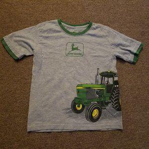 5/$20 John Deere tractor shirt boy's size 6